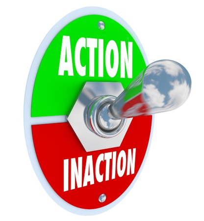 action inaction