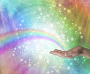36565136 - sending rainbow healing energy