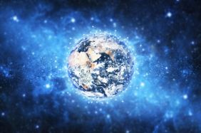 80799039 - earth. view from space. elements of this image furnished by nasa
