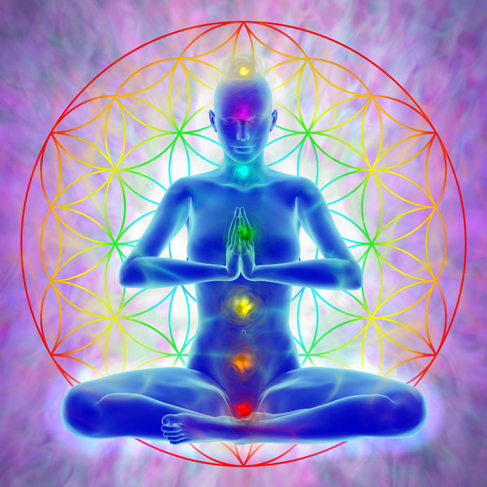 Meditation - flower of life