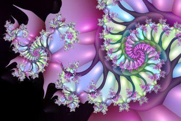 sprial fractal