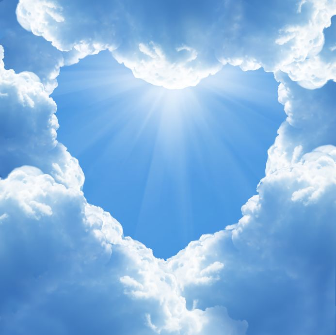 17361305 - cloud heart