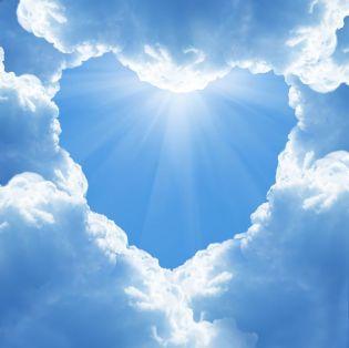 17361305 - cloud heart
